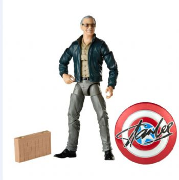 Marvel Legends Stan Lee Exclusive Action Figure - Pre-order